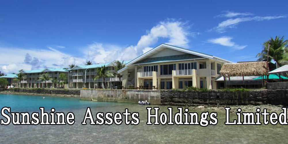 Sunshine Assets Holdings Limited