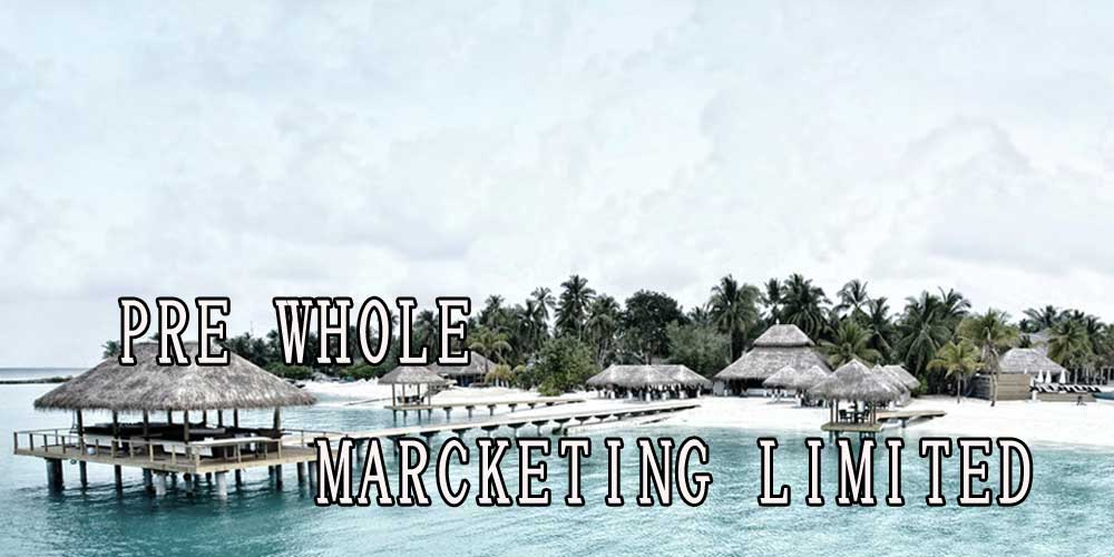PRE WHOLE MARCKETING LIMITED