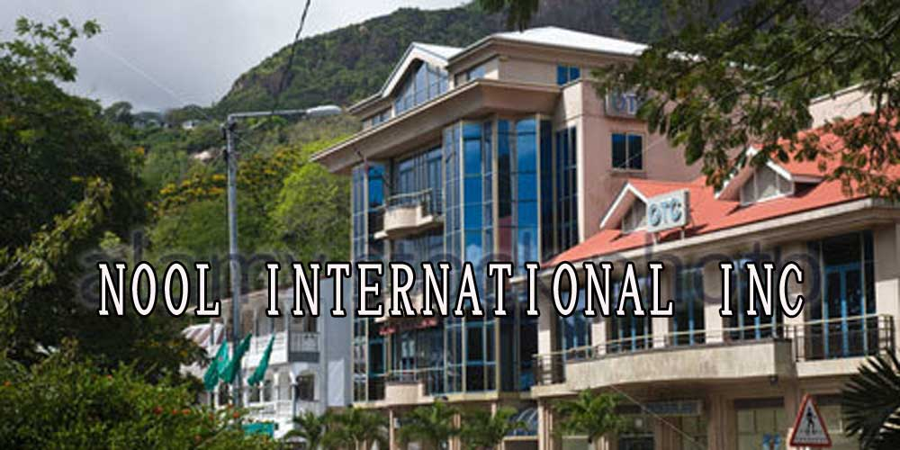 NOOL INTERNATIONAL INC