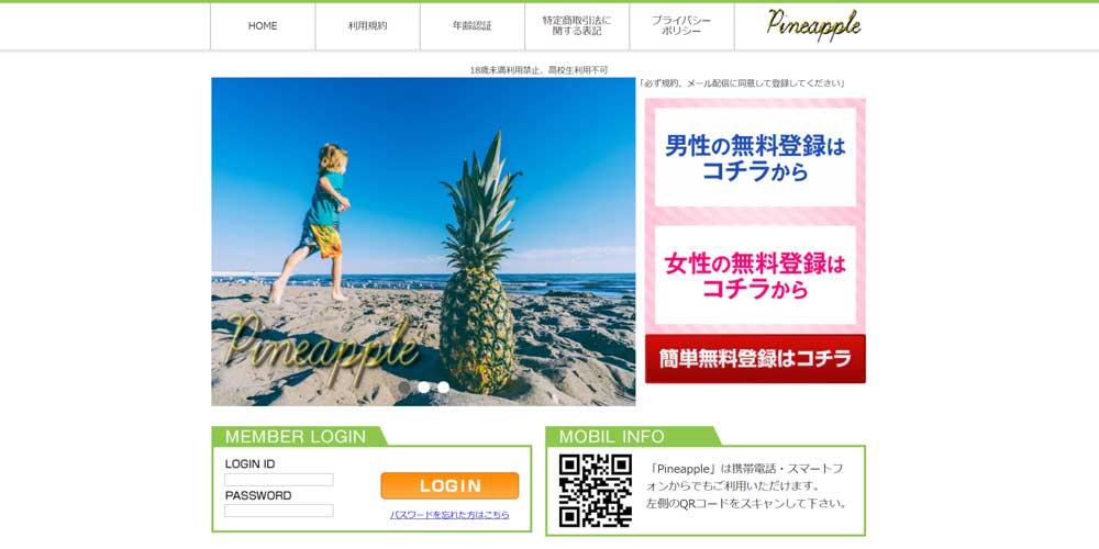 Pineapple/パイナップル