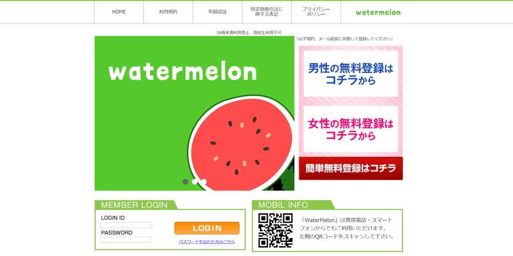 Watermelon/ウォーターメロン