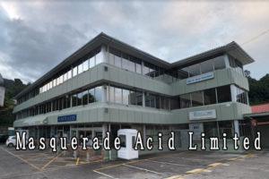 Masquerade Acid Limited