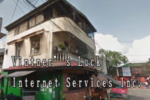 Vintner's Luck Internet Services Inc.