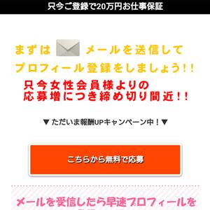 只今ご登録で20万円お仕事保証(http://100option.site/campaign2/)