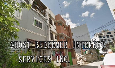 GHOST REDEEMER INTERNET SERVICES INC.