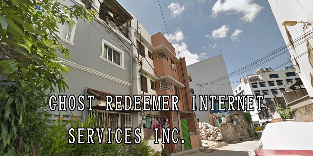 GHOST REDEEMER INTERNET SERVICES INC.
