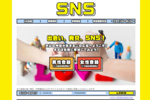 SNS/エスエヌエス