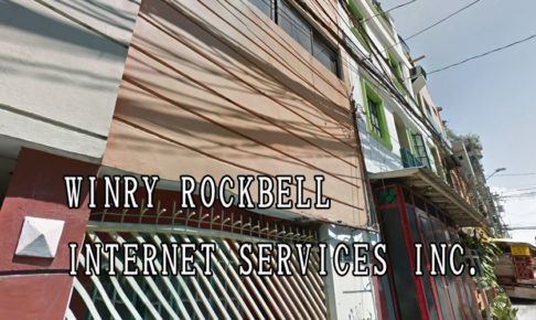 WINRY ROCKBELL INTERNET SERVICES INC.