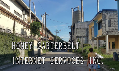 HONEY GARTERBELT INTERNET SERVICES INC.