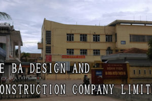 LE BA DESIGN AND CONSTRUCTION COMPANY LIMITED