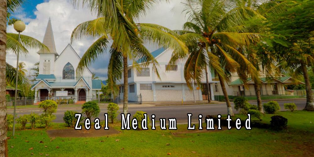 Zeal Medium Limited