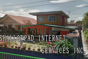 SHALLOWPAD INTERNET SERVICES INC.
