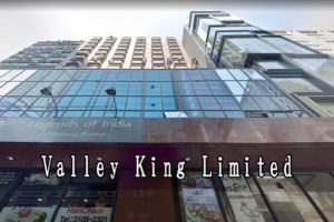 Valley King Limited