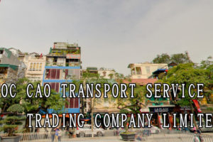 LOC CAO TRANSPORT SERVICE TRADING COMPANY LIMITED