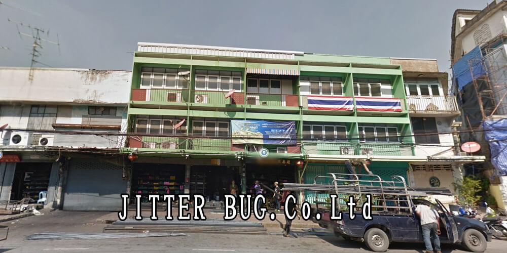 JITTER BUG.Co.Ltd