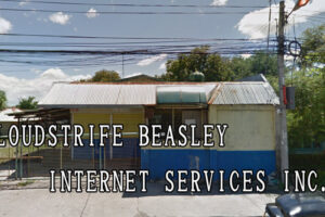 CLOUDSTRIFE BEASLEY INTERNET SERVICES INC.