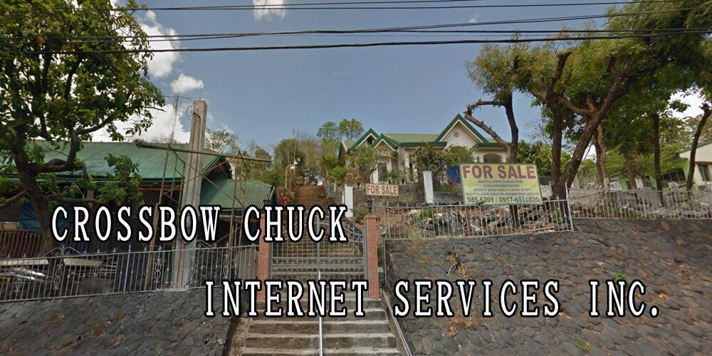 CROSSBOW CHUCK INTERNET SERVICES INC.