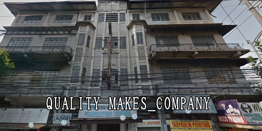 QUALITY MAKES_COMPANY
